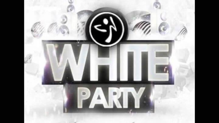 Zumba White Party-2018. 02. 17.